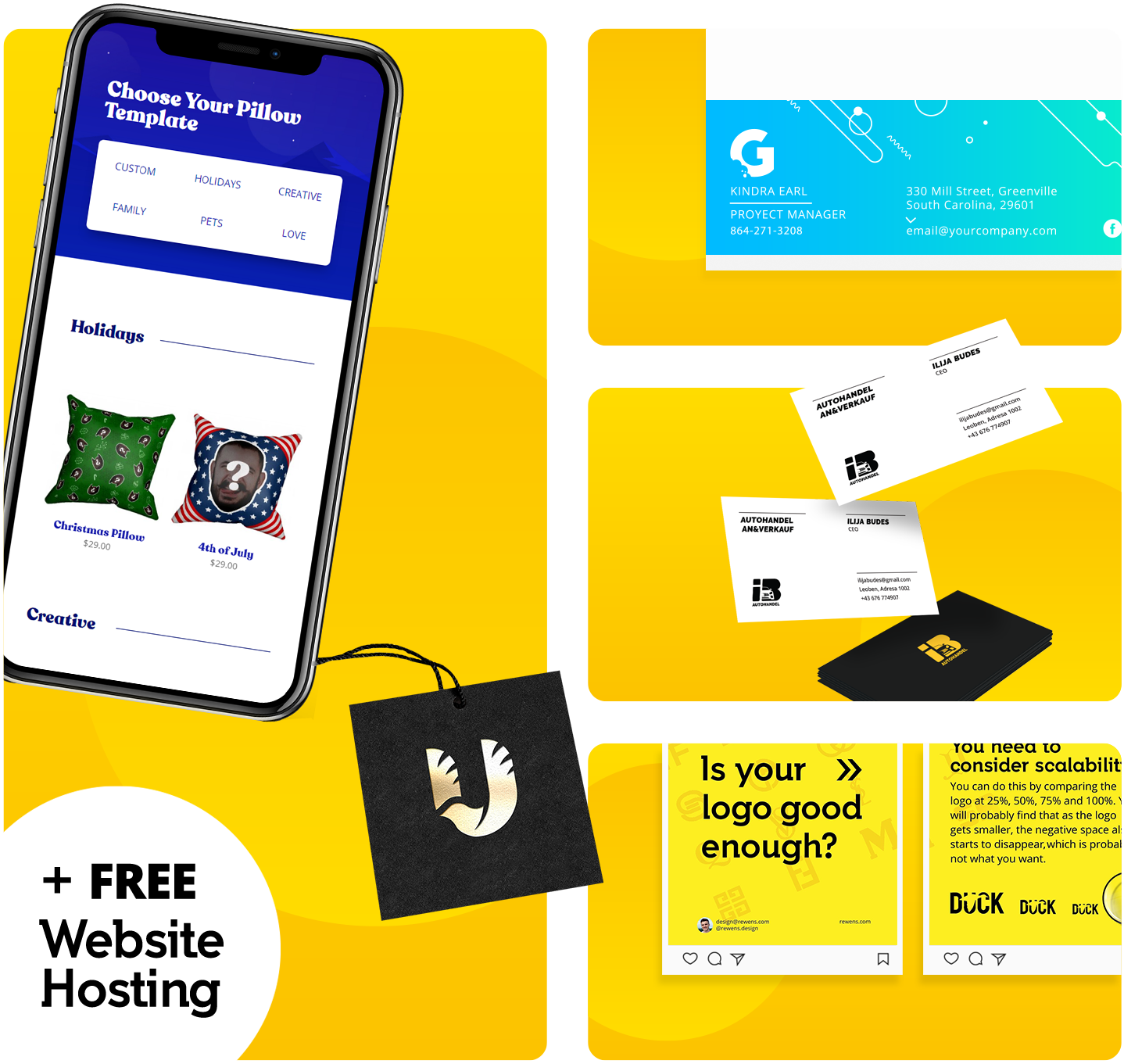Ecommerce Business starter package starting image rewens