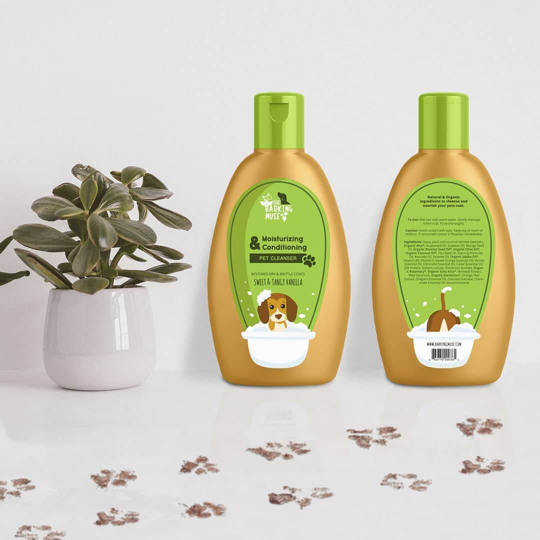 shampoo-label-design